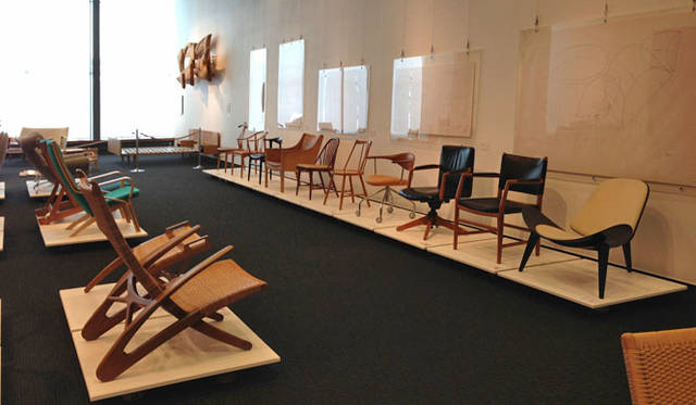 <strong>ASAHIKAWA DESIGN WEEK</strong><br />「ASAHIKAWA DESIGN WEEK 2015」 特別展示では、北欧デザインなどのデザインプロダクツを多数所有する世界屈指のコレクターである織田憲嗣氏のコレクションも公開