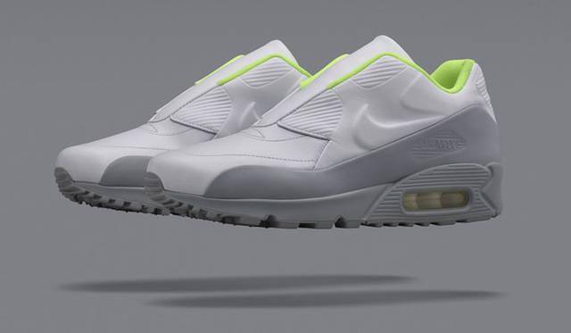 <strong>NikeLab|ナイキラボ</strong><br />「NikeLab × sacai コレクション」<br />NikeLab × sacai Air Max 90