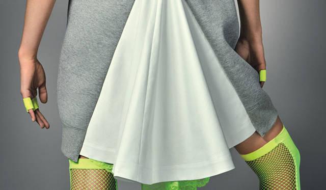 <strong>NikeLab|ナイキラボ</strong><br />「NikeLab × sacai コレクション」<br />