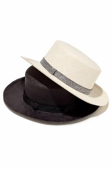 <strong>KIJIMA TAKAYUKI|キジマ タカユキ</strong><br /> 2013年にブランド名を「クール」から変更し、再スタートした帽子ブランド「キジマ タカユキ」。夏に被りたいパナマハットは、2色展開。エストネーション別注・大阪店先行発売。各2万5920円