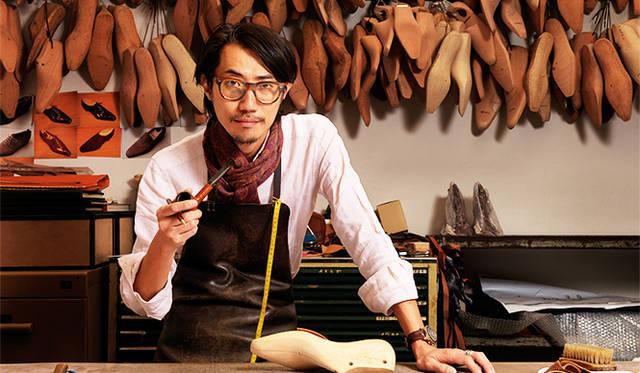 イル ミーチョのデザイナーを務める深谷秀隆氏