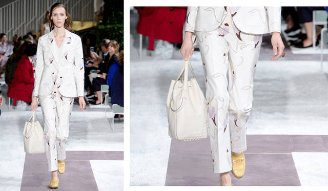 "<strong>Drawstring</strong><br><br> <strong><a href=""/brand/tods"">TOD'S
