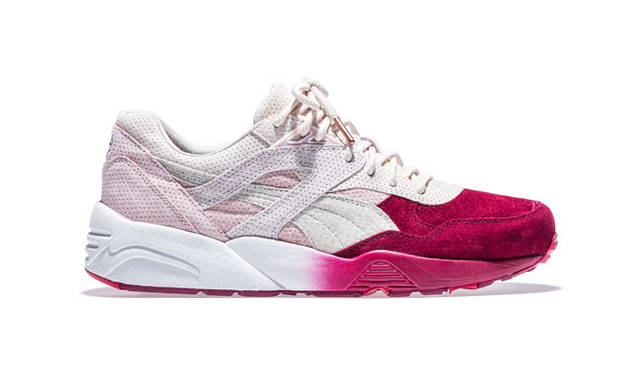 「KITH Presents the Sakura Project with PUMA @ UNITED ARROWS & SONS」 プーマR698