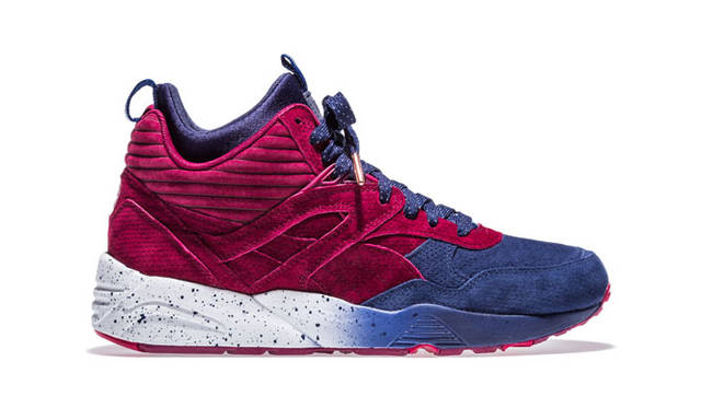 「KITH Presents the Sakura Project with PUMA @ UNITED ARROWS & SONS」 プーマR698ミッド