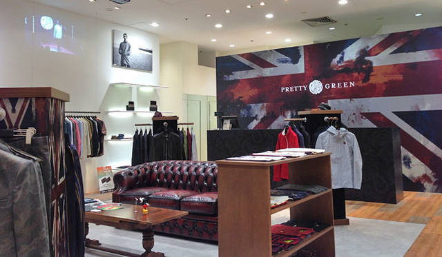<strong>Pretty Green|プリティーグリーン</strong><br />ヴィーナスフォート店