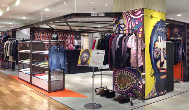 <strong>Pretty Green|プリティーグリーン</strong><br />札幌PARCO店(3月7日オープン)