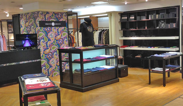 <strong>Pretty Green|プリティーグリーン</strong><br />広島PARCO店(3月6日オープン)