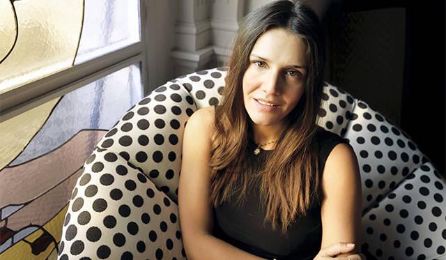 母となったことで、自分自身をより信頼するようになったと語るマルゲリータ・ミッソーニ。