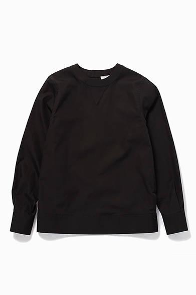 HYKE<br /> CREW NECK SHIRT<br /> 価格|2万3760円