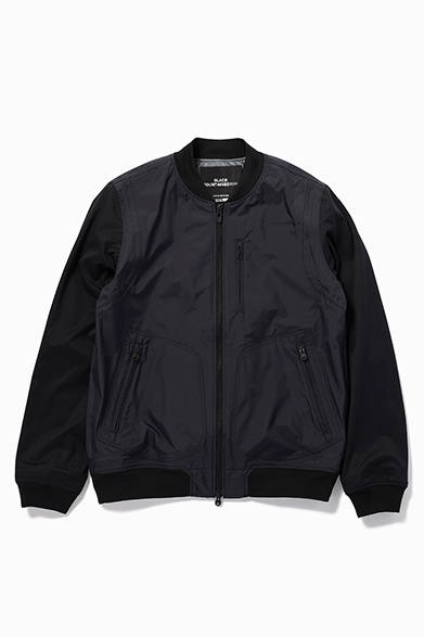 Black Mountaineering by White Mountaineering<br /> SAITOS BLOUSON<br /> 価格|5万6160円