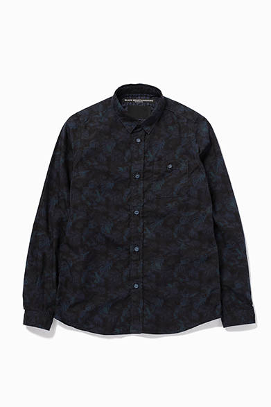 Black Mountaineering by White Mountaineering<br />HUMMING BIRD SHIRT<br /> 価格|3万240円