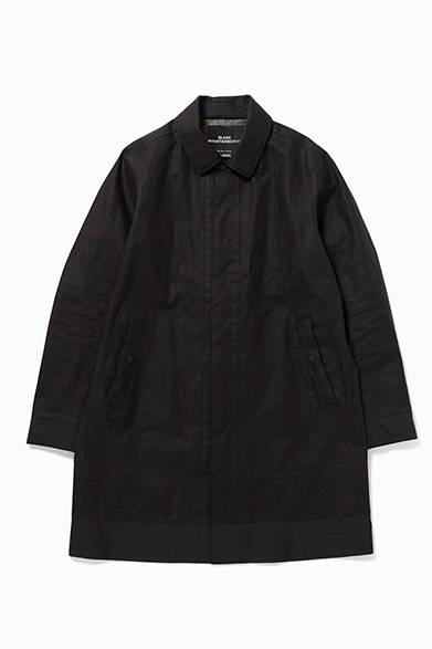 Black Mountaineering by White Mountaineering<br />LINEN GORE  TEX COAT<br /> 価格|6万9120円