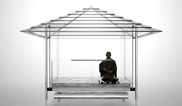 「KOU-AN Glass Tea House」第54回 ヴェネツィア ビエンナーレ国際美術展