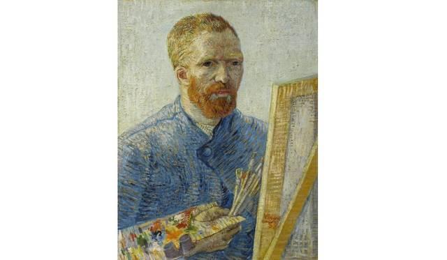 Self-Portrait as a Painter Paris, December 1887 - February 1888 Vincent van Gogh (1853 - 1890) oil on canvas, 65.1 cm x 50 cm Van Gogh Museum, Amsterdam (Vincent van Gogh Foundation)