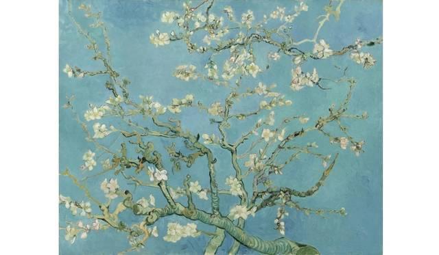Almond Blossom Saint-Rémy-de-Provence, February 1890 Vincent van Gogh (1853 - 1890) oil on canvas, 73.3 cm x 92.4 cm Van Gogh Museum, Amsterdam (Vincent van Gogh Foundation)