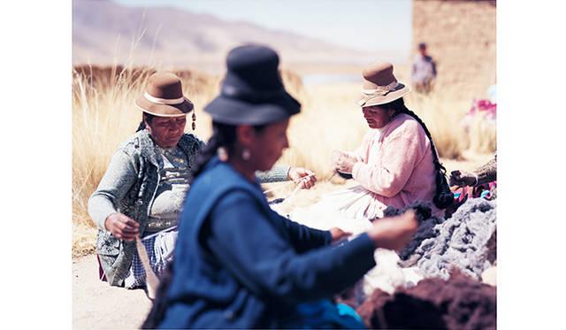 2012.8.8/Peru/無印良品/「PERU ALPACA」
