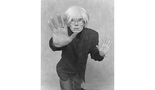 Andy Warhol/1985.9.29/NewYork USA/EX JUN