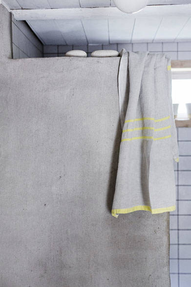 <strong>LAPUAN KANKURIT ラプアン カンクリ</strong><br />「USVA」bath towel