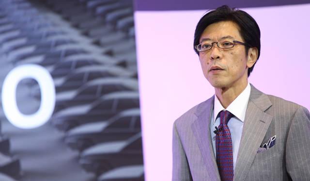 アウディ ジャパン代表取締役社長の大喜多寛氏