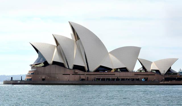 <br> シドニーといえばオペラハウス。2007年にユネスコ世界遺産に登録されている