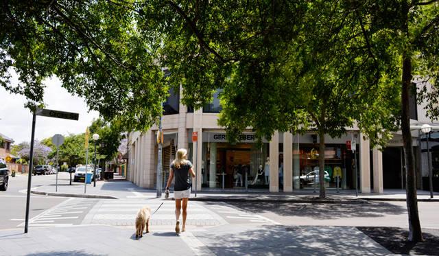 <br> 高級住宅街ダブルベイはシドニーの中心から車で10分ほど