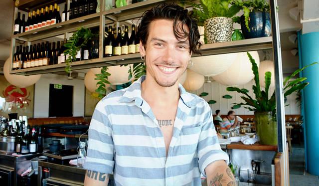 <br> ボンダイのカフェやレストランでは、スタッフもスマイル&ハッピー