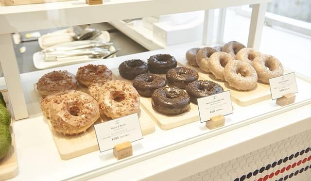 オレゴン州ポートランド発のドーナツ店「カムデンズ ブルー☆ドーナツ」