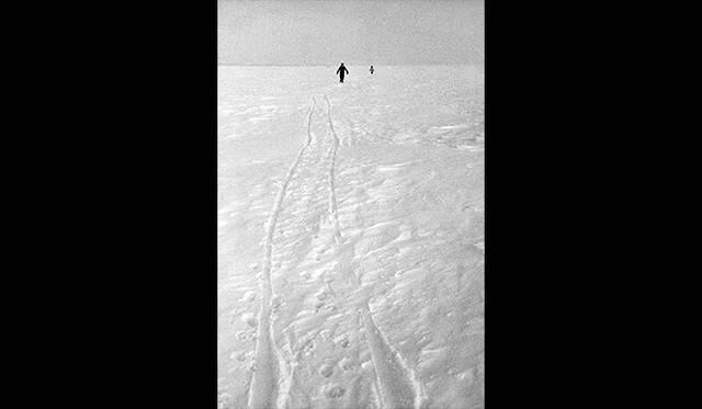 マルク・リブー「Alaska」より、1958 © Marc Riboud