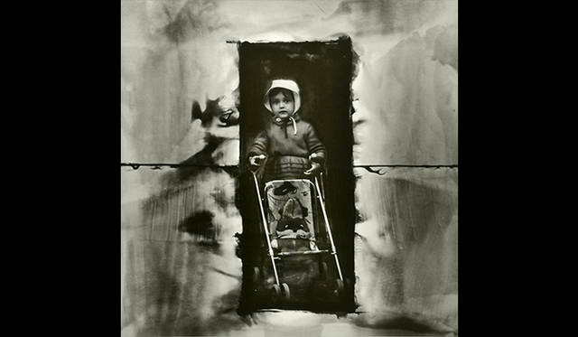 ルイ・ジャム「プリピャチの子ども」、 1991©Louis Jammes
