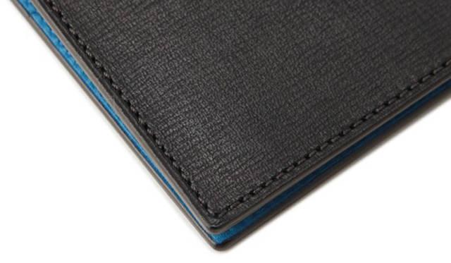「SPERIO FIN CALF Limited color(ブラック×ブルー)」