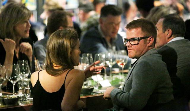 """<br /><a href=""""/article/959728/3"""" class=""""link_underline"""">The Fat Duck</a>のヘストン・ブルメンタールも、この夜はゲストとしてオーストラリアン・ガストロノミーを食す"""