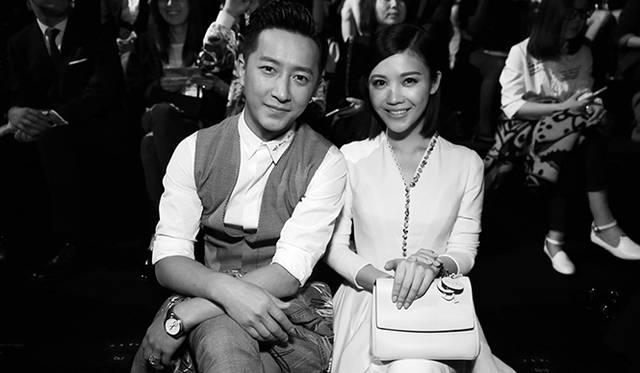 写真左から、歌手で俳優のハン・グン、女優のヤン・ズーシャン © SASKIA LAWAKS