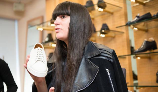 自身のファッションブランド「1205」も好調のパウラ・ジェルバーゼさん