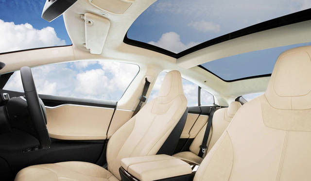 Tesla Model S|テスラ モデル S