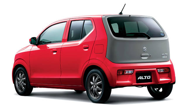 Suzuki Alto|スズキ アルト