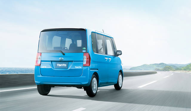 Daihatsu Tanto|ダイハツ タント