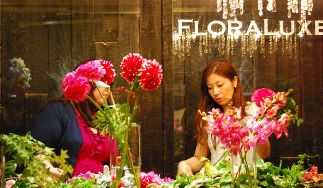 <strong>FLORALUXE|フローラリュクス</strong><br />2015 Spring Flower & Mother's Day「スプリングフラワーデザインと母の日」