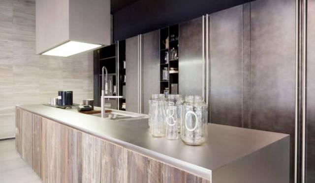 キッチン「Xila」by Luigi Massoni
