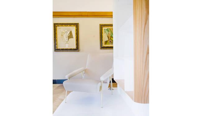 ミラノ市近代美術館 モルテーニ 展示室<br> 本棚|D.153.1 by Gio Ponti / 1953 / 2012(復刻)<br>