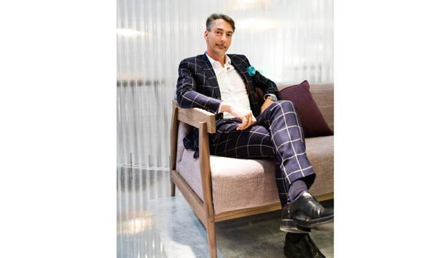 ジェルバゾーニの3代目CEO、Michele Gervasoni(ミケーレ・ジェルバゾーニ)氏