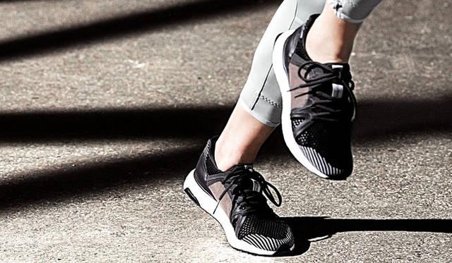 <strong>adidas|アディダス</strong><br />ウィメンズランニングシューズ「ultra boost by Stella McCartney(ウルトラ ブースト バイ ステラ・マッカートニー)」