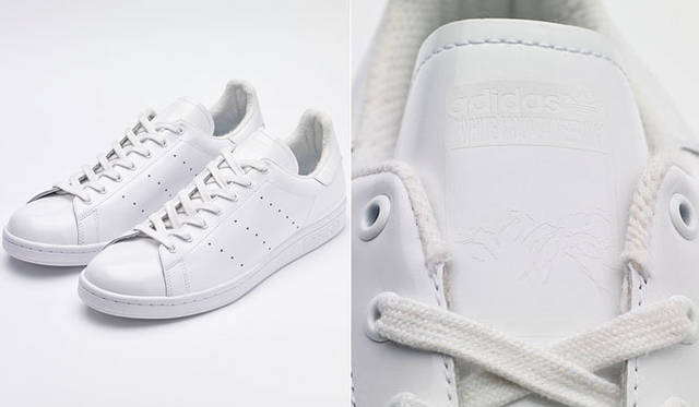 <strong>adidas Originals|アディダス オリジナルス</strong><br />adidas Originals×White Mountaineering「Stan Smith Patent」