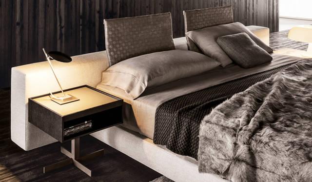 ベッド「YANG BED(ヤング ベッド)」