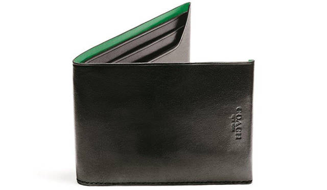 「Water Buffalo Billford Wallet」[H9×W10cm]3万7800円