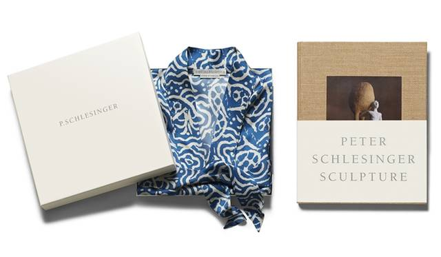Peter Schlesinger Art Book & Pajama Collection