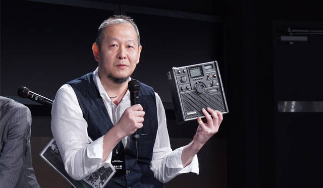 ソニーのクリエイティブセンターの長谷川豊氏