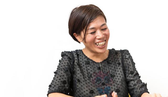<strong>SHIGETA シゲタ</strong><br />メイクアップアーティスト早坂香須子さん