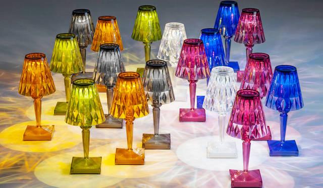 LEDランプ「BATTERY(バッテリー)」by Ferruccio Laviani
