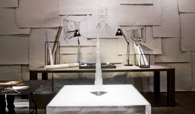 インテリアデザインスタジオ特別展示<br>プロジェクト「ドゥバイ」