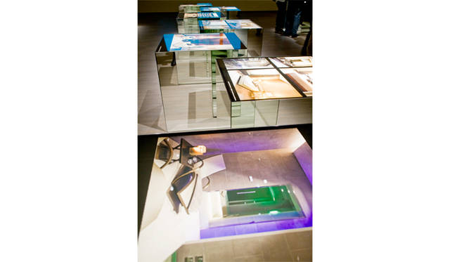 インテリアデザインスタジオ特別展示